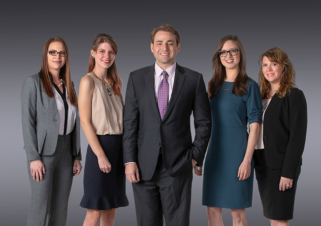 From left to right: Rachael Krashin, Mackenzie J. Schwartz, Daniel Aizenman, unknown, Lisa SchwartzLisa Schwartz